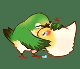 Coca Bird.2 sticker #11205406