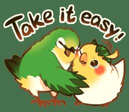 Coca Bird.2 sticker #11205407