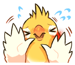 Coca Bird.2 sticker #11205409