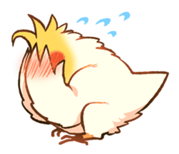 Coca Bird.2 sticker #11205411