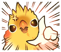 Coca Bird.2 sticker #11205413