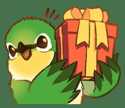 Coca Bird.2 sticker #11205421