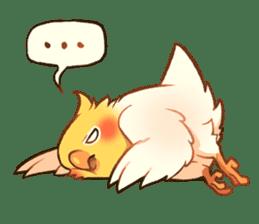 Coca Bird.2 sticker #11205426