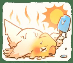 Coca Bird.2 sticker #11205432