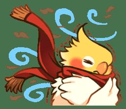 Coca Bird.2 sticker #11205436