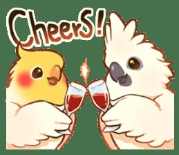 Coca Bird.2 sticker #11205437