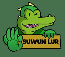 Yoiki suroboyo sticker #11207803