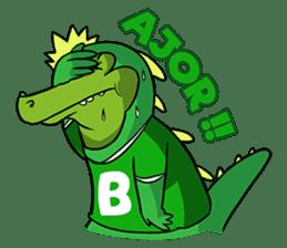Yoiki suroboyo sticker #11207808