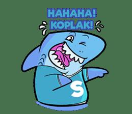 Yoiki suroboyo sticker #11207821
