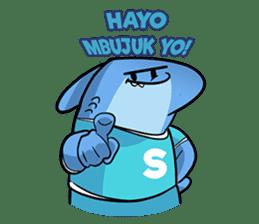Yoiki suroboyo sticker #11207825