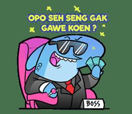 Yoiki suroboyo sticker #11207827