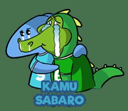 Yoiki suroboyo sticker #11207836