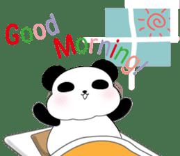 Mochi-Pand in English sticker #11208000
