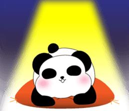 Mochi-Pand in English sticker #11208019