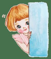 pretty Lily sticker #11213563