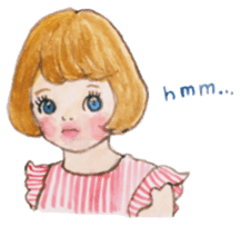 pretty Lily sticker #11213588