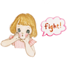 pretty Lily sticker #11213589