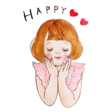 pretty Lily sticker #11213595