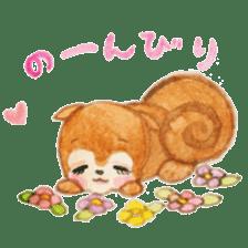 pretty Lily sticker #11213597