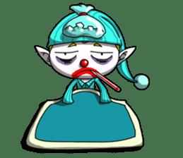 Jerry the Jester sticker #11215006