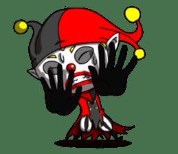 Jerry the Jester sticker #11215011