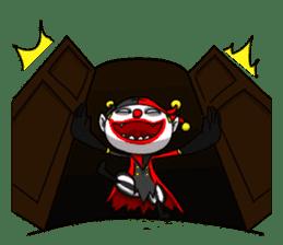 Jerry the Jester sticker #11215016
