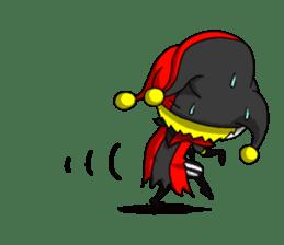 Jerry the Jester sticker #11215019
