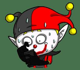 Jerry the Jester sticker #11215020