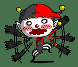 Jerry the Jester sticker #11215039