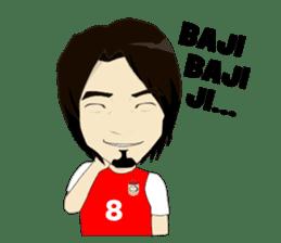 Syamsul Chaeruddin (PSM Makassar) sticker #11216726