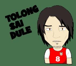 Syamsul Chaeruddin (PSM Makassar) sticker #11216753