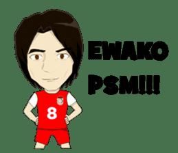 Syamsul Chaeruddin (PSM Makassar) sticker #11216759