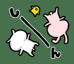 KIBUN MARUDA(SHI) SERIES vol.1 sticker #11222148