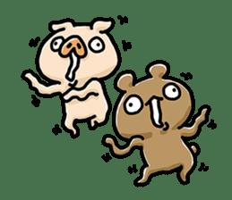 KIBUN MARUDA(SHI) SERIES vol.1 sticker #11222154