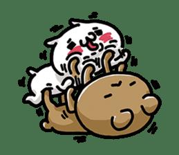 KIBUN MARUDA(SHI) SERIES vol.1 sticker #11222157