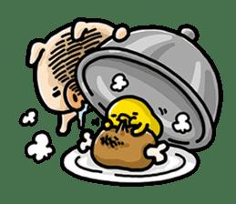 KIBUN MARUDA(SHI) SERIES vol.1 sticker #11222172