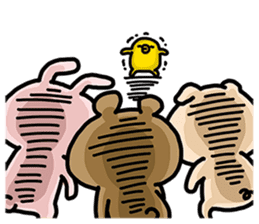 KIBUN MARUDA(SHI) SERIES vol.1 sticker #11222174