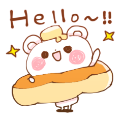 PancakeBear Hello