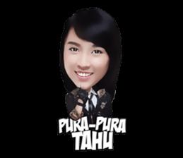 JKT48 - Beginner by JKT48 sticker #11225172