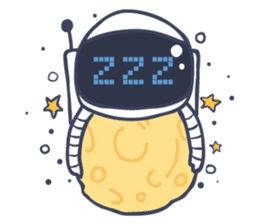 Jack The Astronaut sticker #11233884