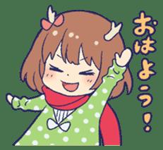 Bambichan Sticker sticker #11235729