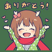 Bambichan Sticker sticker #11235730