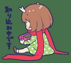 Bambichan Sticker sticker #11235737
