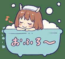 Bambichan Sticker sticker #11235739