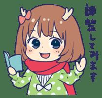 Bambichan Sticker sticker #11235743