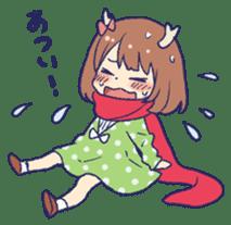 Bambichan Sticker sticker #11235746