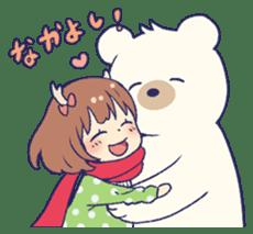 Bambichan Sticker sticker #11235758