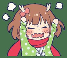 Bambichan Sticker sticker #11235766