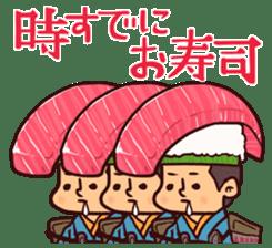Fanciful Japanese History sticker #11240850
