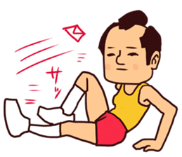 Fanciful Japanese History sticker #11240864